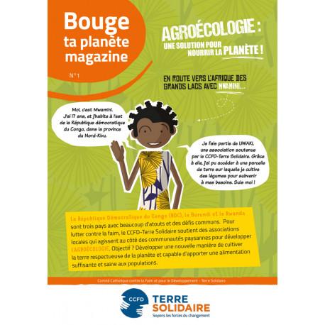 Bouge ta planète magazine n°1