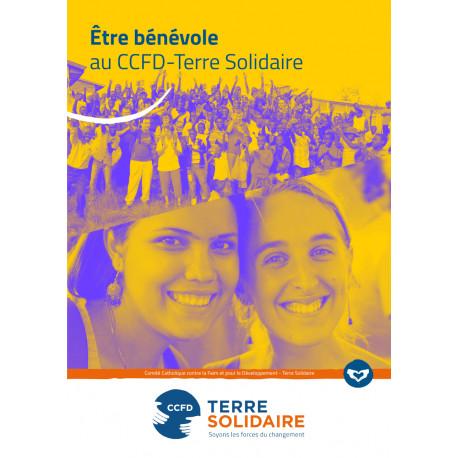 Guide d'accueil : Etre bénévole au CCFD-Terre Solidaire