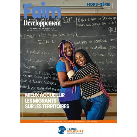 """FDM – Hors Série """"Mieux Accueillir les migrants sur les territoires """""""