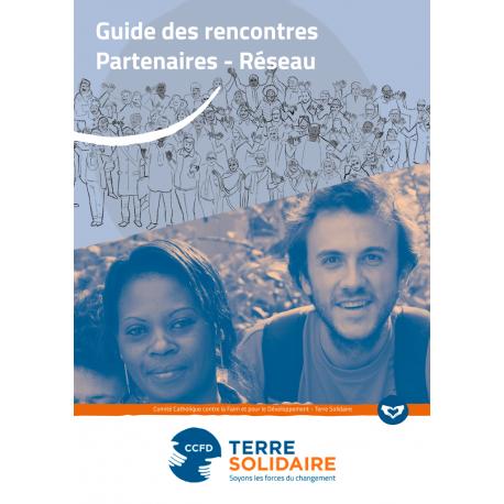 """Brochure """"Guide des rencontres Parteanires - Réseau"""""""
