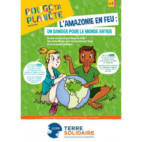 Bouge ta Planète magazine n°2