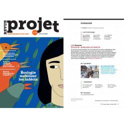 BROCHURE : Revue projet n°375 « Ecologie : Mobiliser les indécis »