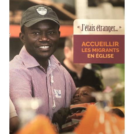 Livret « J'étais étranger, accueillir les migrants en Eglise »