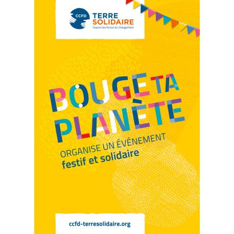 Livret Événement Bouge ta planète