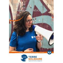 """Guide Pratique """"Recruter et accueillir de nouveaux bénévoles"""""""