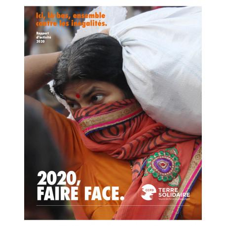 Rapport d'activité 2020 - FAIRE FACE