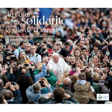 """Brochure """"Au cœur de la solidarité, la joie de l'Evangile"""""""