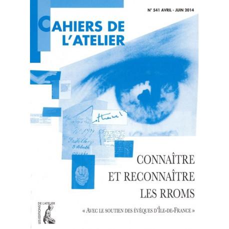 Brochure « Les cahiers de l'Atelier » N°541