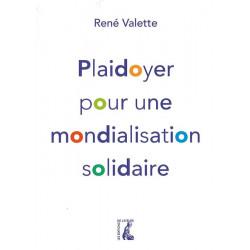 Livre « Plaidoyer pour une mondialisation solidaire »
