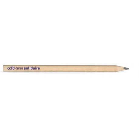 Crayon à papier « CCFD-Terre Solidaire »