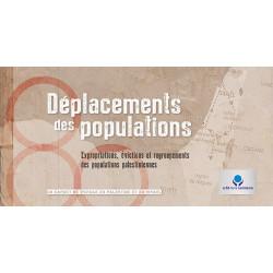 Déplacements des populations palestiniennes. Expropriations, évictions et regroupement des populations palestiniennes