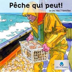 Le Jeu  de 7 familles Pêche qui peut !