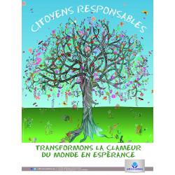 Affiche « Citoyens Responsables »