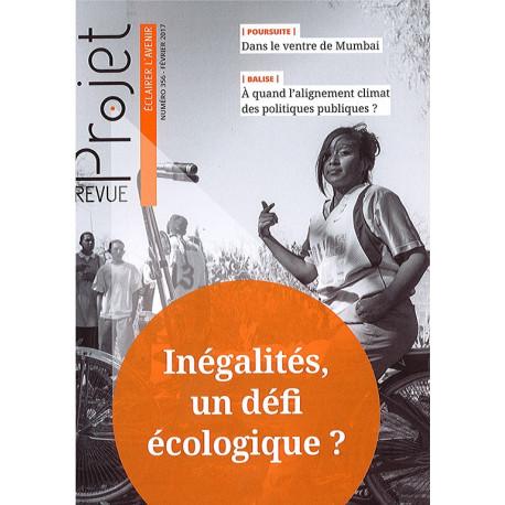 Brochure - Revue Projet n° 356