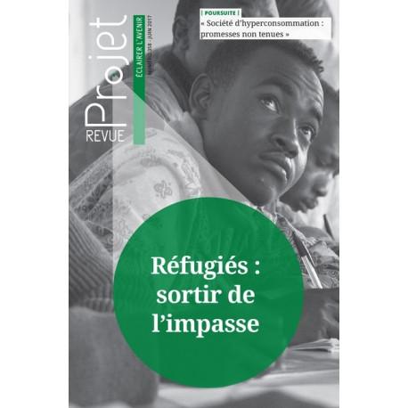 Brochure revue projet n°358