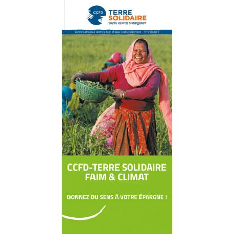 Livret CCFD-Terre Solidaire Faim et Climat