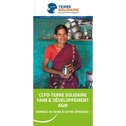 Livret CCFD-Terre Solidaire Faim et Climat Agir